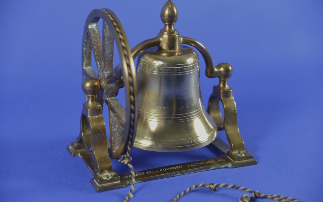 """""""A Thrilling Tone"""": Mary Baker Eddy and the Columbian Liberty Bell"""