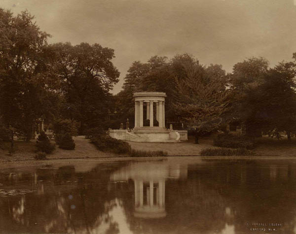 """""""…objects more beautiful"""": The Mary Baker Eddy Memorial in Mount Auburn Cemetery"""