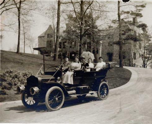The White Steam Automobiles