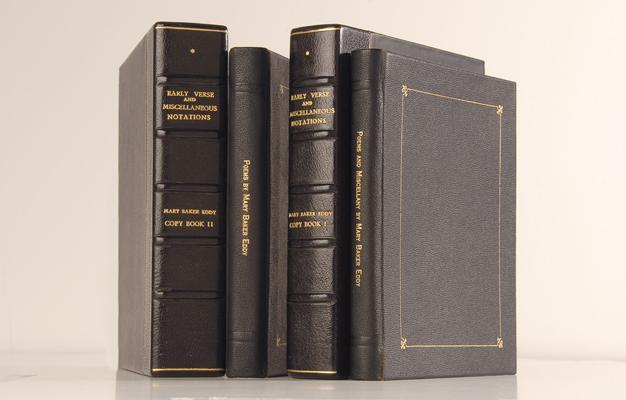 Mary Baker Eddy's Copybooks