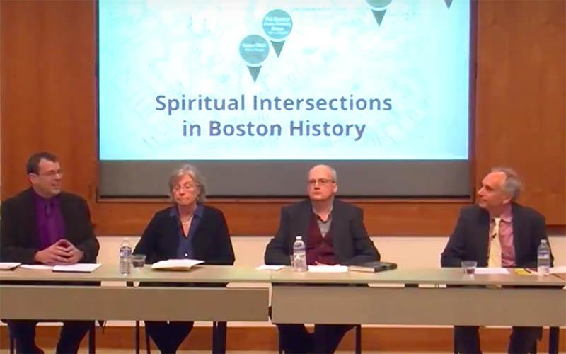 Spiritual intersections in Boston history — program 2