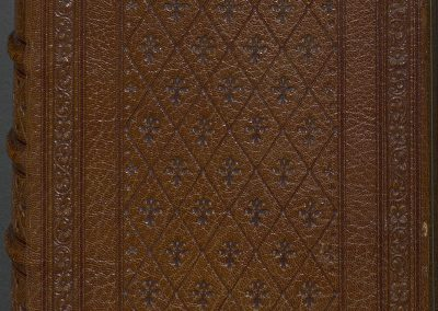 Bible 289, Cover