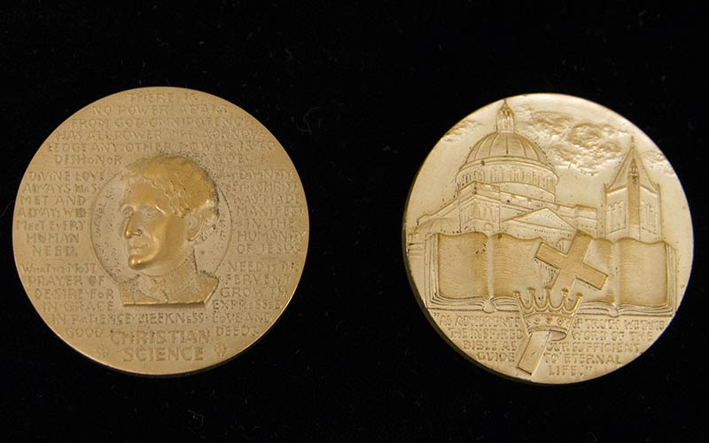 Christian Science medal