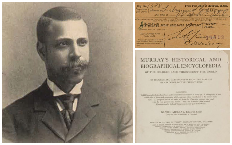 From the Papers: A pioneer of Black history, bibliography, and biography